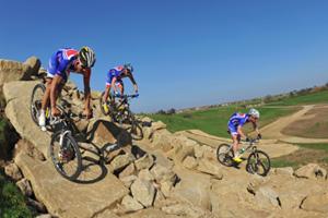 olympic mountain bike course