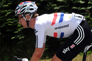Bradley Wiggins, Team Sky Accident
