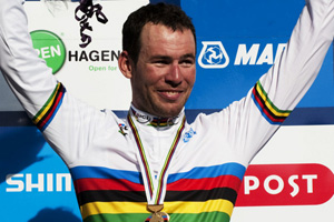 Mark Cavendish car crash