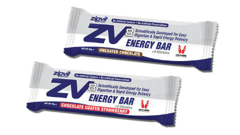 ZipVit ZV8 Energy Bars