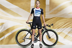 Lizzie Armistead BBC Superstars