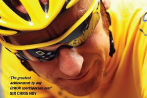 Bradley Wiggins: Tour de Force by John Deering - Team Sky