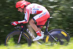 Katusha UCI ProTour licence