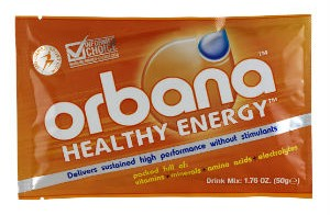 Orbana healthy energy drink review