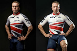 Adidas launch new British Cycling KIt