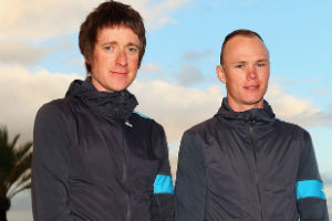 Bradley Wiggins and Chris Froome announce 2013 schedule - team sky