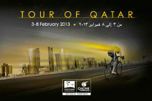 Mark Cavendish Leads in Qatar