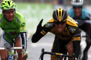 Gerald Ciolek wins Milan-San Remo