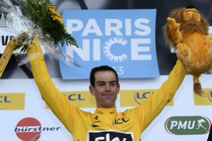 Richie Porte wins Paris-Nice