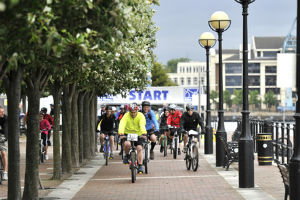 manchester to liverpool bike events
