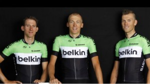 Blanco Pro Cycling rebrand as Belkin Pro Cycling