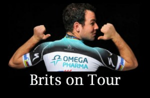 British Riders of the Tour de France