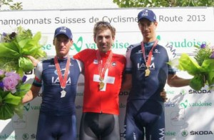 Fabian Cancellara Wins Eighth National TT