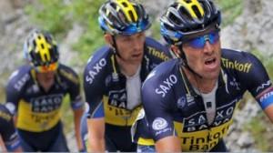 Matteo Tosatto Team Saxo-Tinkoff