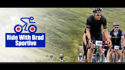 Ride with Brad Sportive