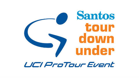 Santos Tour Down Under 2014 Route