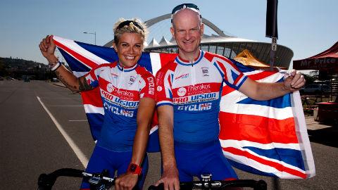 GB Transplant Cycling Team