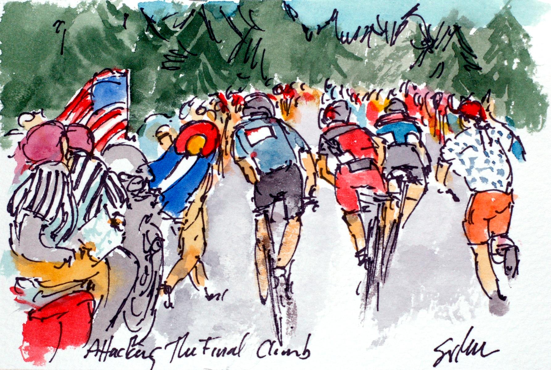 USA Pro Challenge � Stage 2