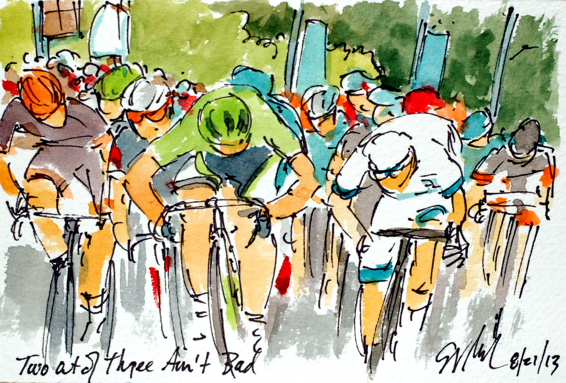 Art of the USA Pro Challenge � Stage 3
