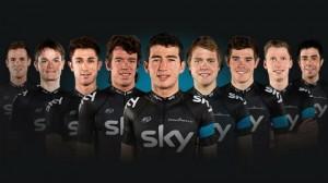 Team Sky Announce Vuelta a Espa�a Squad