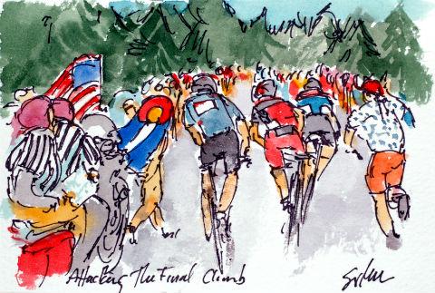 USA Pro Challenge Stage 2