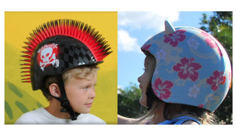 Children's Cycle Helmets
