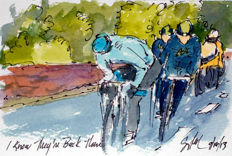 Tour of Britain Stage 2