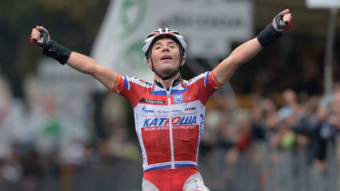 Joaquim Rodriguez Wins Tour of Lombardy