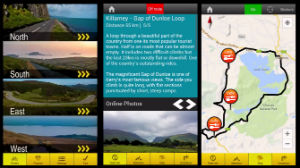 cycle ireland app