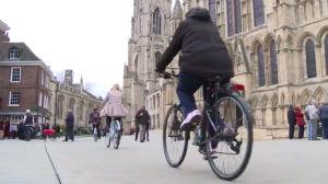 3 Women 3 Bikes 3 Months