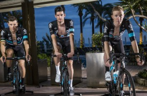 wahoo tickr Team Sky