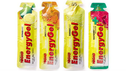 High5 Energy Gel and IsoGels