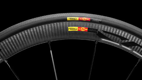 Mavic Cosmic Carbone 40 C Wheels