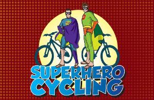 Superhero Cycling