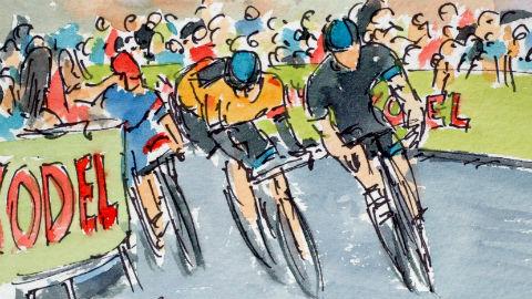 Greig Leach Tour of Britain