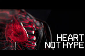 #HeartNotHype